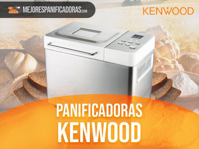 mejores máquinas de hacer pan kenwood