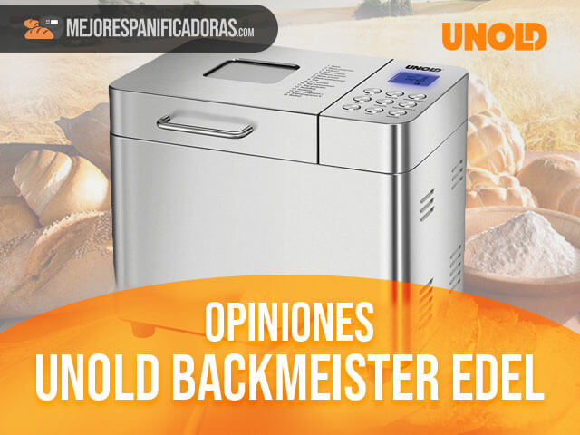 Opiniones-unold-backmeister-edel