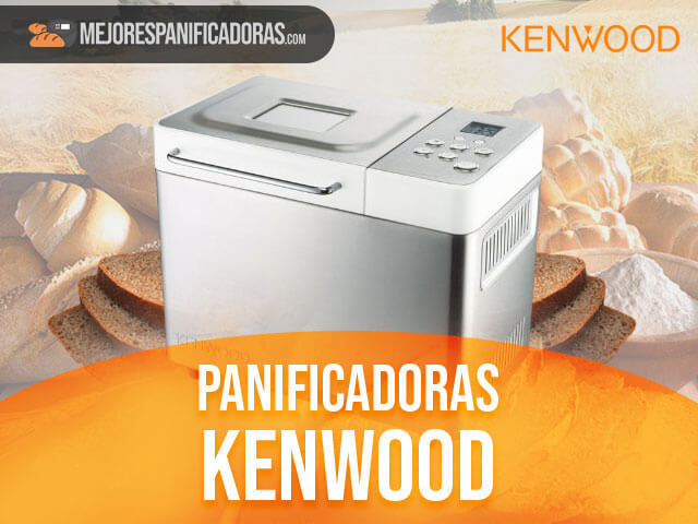 mejores-panificadoras-Kenwood