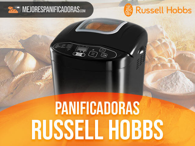 mejores-panificadoras-Russell-Hobbs